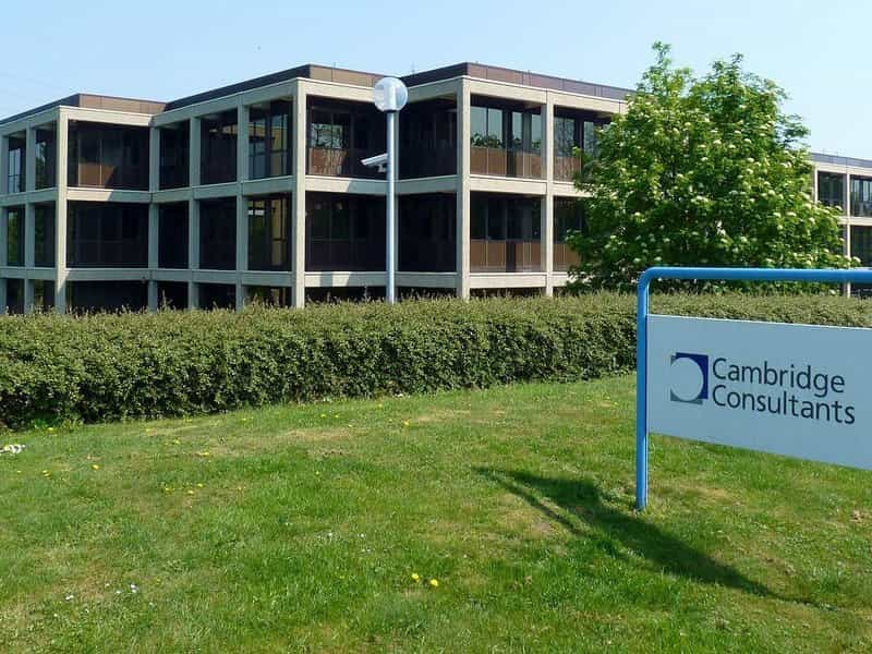 Cambridge Science Park (Autor: Cmglee, CC BY 3.0, Wikimedia Commons)