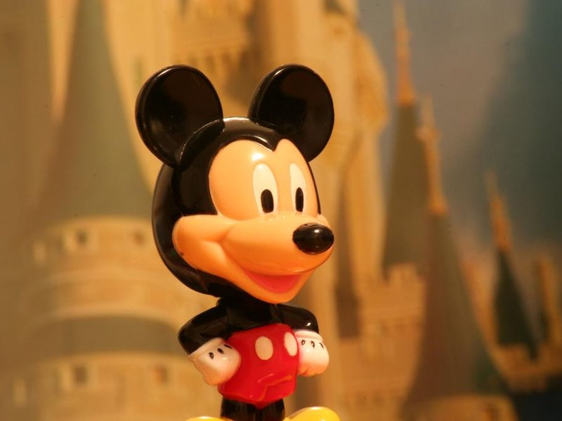 Mickey Mouse (Autor: Jeff Christiansen, CC BY 2.0, Flickr)