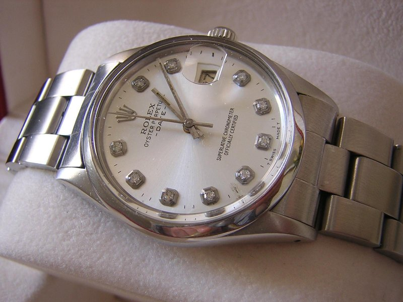 Hodinky Rolex (Autor: watch repairer, CC BY 2.0, Flickr)