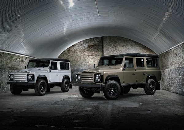 Land Rover Defender Rough