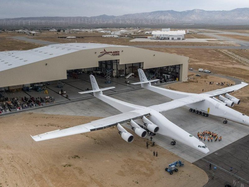 Paul Allen (Stratolaunch Systems)