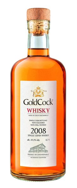 Whisky Gold Cock