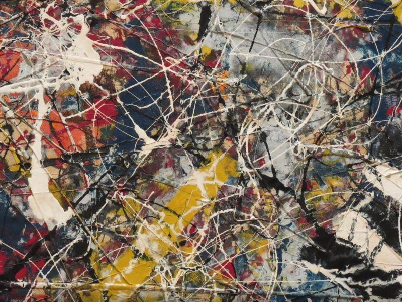 Jackson Pollock - Number 17A