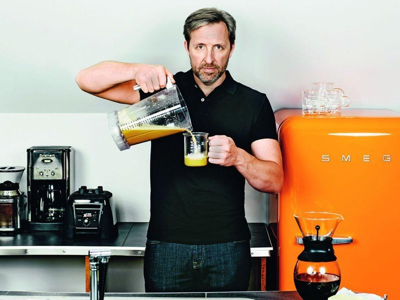Zakladatel Bulletproof Coffee David Asprey