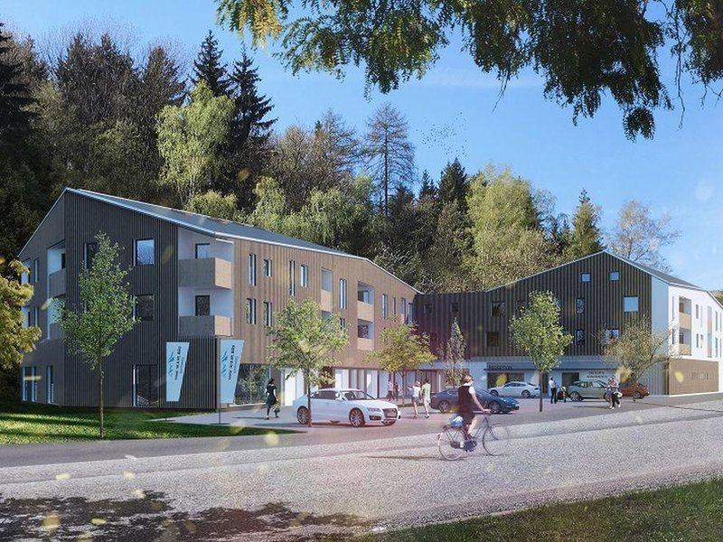 Apartmány v Ski & Mt. bike apartments