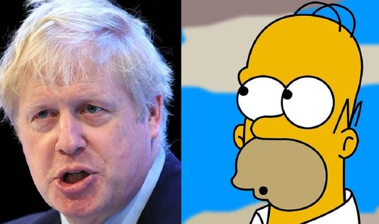Johnson je pro Brity James Bond i Homer Simpson. Corbyn dopadl hůře